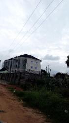 Three Storey Building of 16 Units of 2 Bedroom Flats, Along Efab Road, Life Camp. By Lento Aluminium, Jabi, Abuja, Flat for Sale