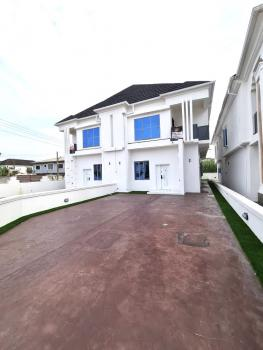 Top-notch Finished 4 Bedroom Semi-detached Duplex with Swimming Pool, Ajah, Lagos, Semi-detached Duplex for Sale
