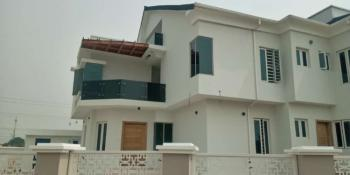 Distressed 5 Bedroom Semi Detached Duplex, Royal Gardens Estate, Ajah, Lagos, Semi-detached Duplex for Sale