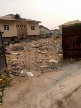 Gated Dry 400sqm Land in an Estate, Ifako, Gbagada, Lagos, Residential Land for Sale