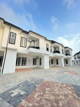 Brand New 4 Bedrooms Terrace Building. Newly Built, By Chevron, Ikota, Lekki, Lagos, Terraced Duplex for Sale