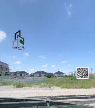 Waterfront Land Measuring 1000sqm, Pinnock Estate, Osapa, Lekki, Lagos, Land for Sale