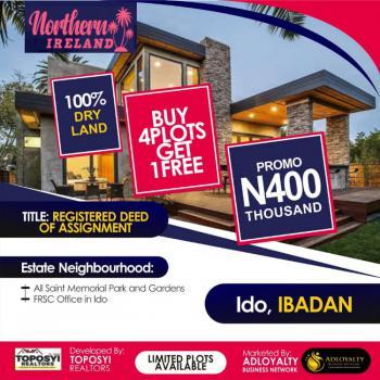 Northern Ireland, Ido, Oyo, Land for Sale