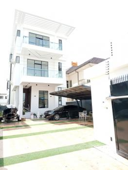 Contemporary Nd Luxurybuilt 5 Bedroom Detached Smarthome +pool, Cinema, in a Very Serene and Beautiful Environment, Off Admiralty Way, Lekki Phase 1, Lekki, Lagos, Detached Duplex for Sale