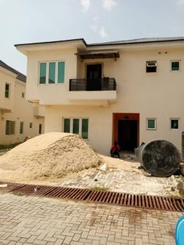 Luxury 4 Bedrooms Semi--detached Duplex with B Q Carcass, Horizon Estate, Ikate, Lekki, Lagos, Semi-detached Duplex for Sale