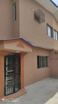Newly Renovated 3 Bedrooms Semi Detached Duplex Plus a Room Bq, Oregun, Ikeja, Lagos, Semi-detached Duplex for Rent