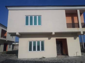 Exclusive 4 Bedroom Detached Duplex with B/q Carcass, Horizon Estate, Ikate, Lekki, Lagos, Detached Duplex for Sale