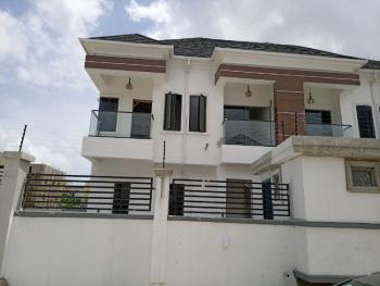 Luxuriously Finished 4 Bedroom Semi Detached Duplex with Bq, Chevron Toll Gate, Lekki, Lagos, Semi-detached Duplex for Rent