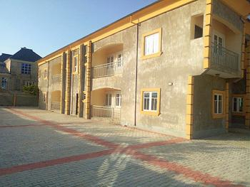 Very Spacious 3 Bedrooms Flat Upstairs with 4 Tenants Only, Ada George, Rumueprikom, Port Harcourt, Rivers, Flat for Rent