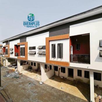 Serviced 4 Bedroom Terrace Duplex, Ikota, Lekki, Lagos, Terraced Duplex for Sale