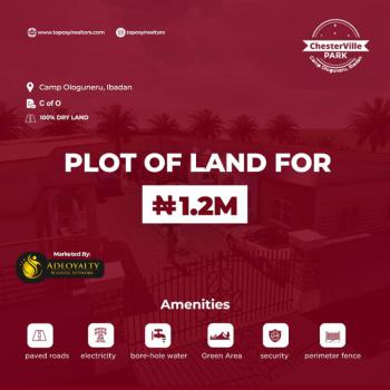Land, Chesterville Park, Ibadan, Oyo, Residential Land for Sale