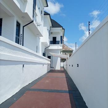 4 Bedroom, Chevron Alternative Road in Gated Estate, Lekki, Lagos, Detached Duplex for Sale