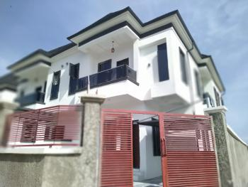 Luxury 4 Bedrooms Semi Detached Duplex with a Room Bq, Orchid Hotel Road, Lekki, Lagos, Semi-detached Duplex for Sale