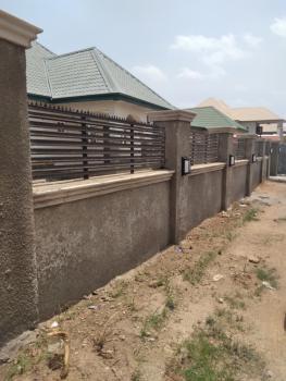 4 Bedroom Detached Bongalow, Beside Sunny Vale Estate, Lokogoma District, Abuja, Detached Bungalow for Sale