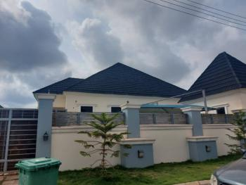 Spacious 4 Bedroom Bungalow with  1 Bedroom Flat, and a Selfcontained, Efab Queens Estate Gwarinmpa, Garki, Abuja, Detached Bungalow for Sale