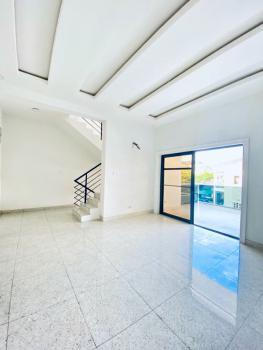 Contemporary  4 Bedroom Terrace Duplex with a Room Bq, Oniru, Victoria Island (vi), Lagos, Terraced Duplex for Sale