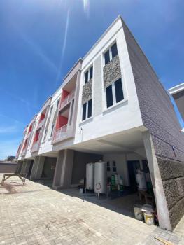 4 Bedroom Terraced Duplex with a Room Bq, Ologolo, Lekki, Lagos, Terraced Duplex for Sale