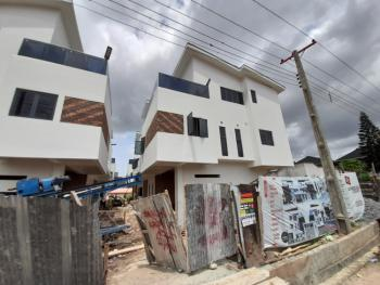 Standard and Spacious Four Bedroom Duplex with a Room Bq, Mende, Maryland, Lagos, Terraced Duplex for Sale