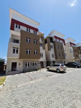 Newly Built 4 Bedroom Maissonate with Bq, Jakande, Lekki, Lagos, Terraced Duplex for Sale