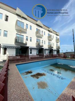 Exquisite and Premium Location Duplex, Oniru, Victoria Island (vi), Lagos, Terraced Duplex for Sale
