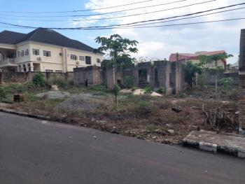 Strategically Positioned 2 Plots of Land in a Serene Executive Estate, Zoo Estate Off Ogui Junction,old Gra, Enugu, Enugu, Mixed-use Land for Sale