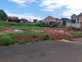 Strategic Corner 2 Plots of Land in a Gated Estate, Chime Estate Opp Godfrey Okoye University,thinkers Corner, Enugu, Enugu, Residential Land for Sale