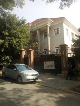 Seven 7 Bedrooms Fully Detached House, Maitama District, Abuja, Detached Duplex for Sale