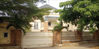 9 Bedroom Fully Detached Duplex, Asokoro District, Abuja, Detached Duplex for Sale