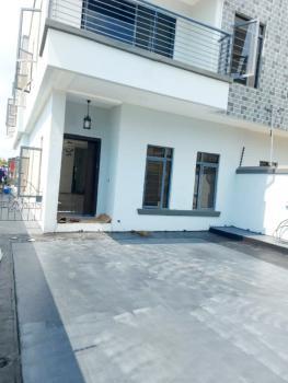 Spacious Service Clean 4 Bedroom Duplex Plus Bq. Runs 24hrs Light., Service Beechwood Estate, Bogije, Ibeju Lekki, Lagos, Semi-detached Duplex for Rent