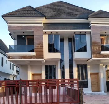 a Super Lovely Newly Built 4bedroom Semi Detached Duplex Available, Chevron Alternative Route, Lekki, Lagos, Semi-detached Duplex for Rent