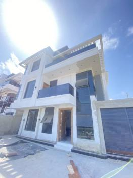 5 Bedroom Fully Detached Fully Detached Duplex with Private Cinema and, Lekki Phase 1, Lekki, Lagos, Detached Duplex for Sale