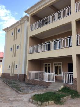 6 Units  of  3 Bedroom Flat with 2 Rooms Bq per Flat, Naval Quarters, Jahi, Abuja, Flat for Rent