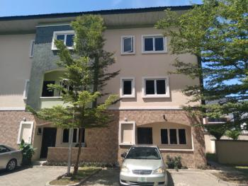 Well Finished Serviced 3 Bedrooms Terraced House, Osapa, Lekki, Lagos, Terraced Duplex for Rent