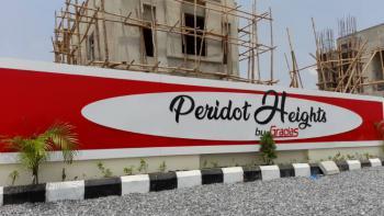 Luxury 2 Bedrooms Flat + Bq, Peridot Heights, Sangotedo, Ajah, Lagos, Block of Flats for Sale