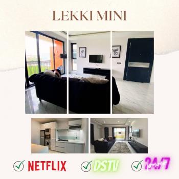 Luxury One (1) Bedroom Flat, Gbangbala Road, Lekki Peninsula Ii, Lekki, Lagos, Flat Short Let