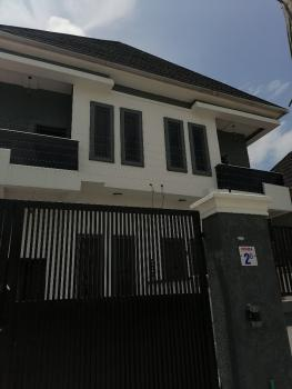 Luxury 4 Bedrooms Semi Detached Duplex with Bq with Governors Consent, Chevron Alternative Drive, Lekki Phase 1, Lekki, Lagos, Semi-detached Duplex for Sale