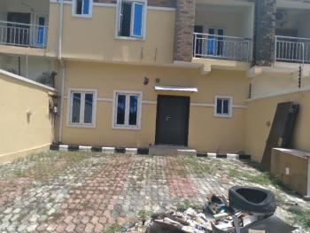 Well Finished 3 Bedrooms Terraced House with Bq, Osapa, Lekki, Lagos, Terraced Duplex for Rent