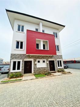 4 Bedroom Semi Detached Duplex with a Bq, Ikate Lekki, Lekki, Lagos, Semi-detached Duplex for Rent