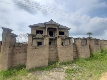 70% Completed 5 Bedroom Detached Duplex, Golden Heritage Estate, Mowe Ofada, Ogun, Detached Duplex for Sale