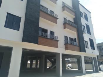Brand New Serviced 3 Bedrooms Flat with Bq, Osapa, Lekki, Lagos, Flat for Rent