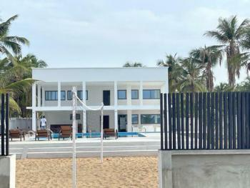 4 Bedroom Beach House with Cinema and Swimming Pool, Ilashe, Lagos, Detached Duplex Short Let
