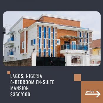 Fantastic Furnished 6 Bedroom Detached House, Opic Estate, Gra, Isheri North, Lagos, Detached Duplex for Sale