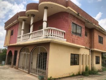 Well Fenced and Gated 5 Bedrooms Duplex, Off Ladoke Akintola Road, New Bodija Estate, Ibadan, Oyo, Detached Duplex for Sale