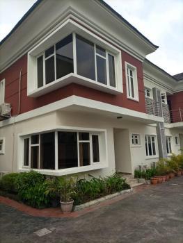 4 Bedrooms House, Osborne Foreshore Estate Phase 2, Ikoyi, Lagos, Semi-detached Duplex for Rent