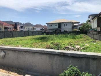 1100sqm Fenced Dry Plot in a Prestigious Estate, Carlton Gate Estate, Chevron., Lekki, Lagos, Residential Land for Sale