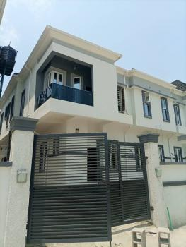 4bedroom Duplex with Bq, 24 Orchid Road Victoria Estate, Lekki Phase 1, Lekki, Lagos, Semi-detached Duplex for Rent