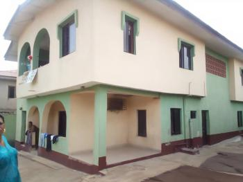 a Neat and Nice 4 Units of 3 Bedrooms Flat on 550sqm of Land, Ajegunle, Near Tollgate, Before Sango Otta, Sango Ota, Ogun, House for Sale