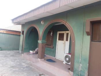Stylish 4 Bedrooms Bungalow. All The Rooms Ensuite on Full Plot, Nepasco Estate, Via Ojodu Begger, Akute, Ifo, Ogun, Detached Bungalow for Sale