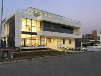 Brand New 6 Bedrooms Mansion with Maids Room, Shoreline Estate, Ikoyi, Lagos, Detached Duplex for Sale