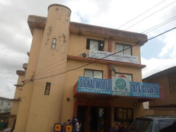 2 Storey Building with a Basement Behind, Challenge, Orita Road, Ibadan, Oyo, Commercial Property for Sale